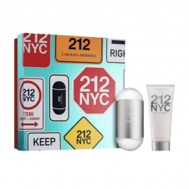 CAROLINA HERRERA 212 EDT vap 100 ml LOTE 2