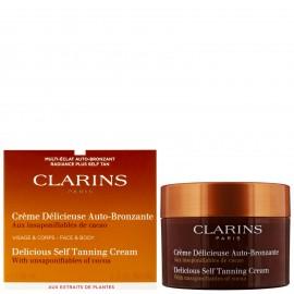 CLARINS CREME DELICIEUSE AUTO BRONZANTE 150 ml