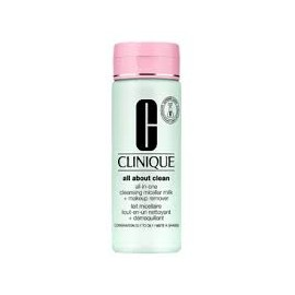 CLINIQUE ALL ABOUT CLEAN CLEASING MICELLAR MILK VERY DRY TO DRY 200 ML