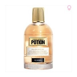 DSQUARED POTION FOR WOMAN EDP 50 ML