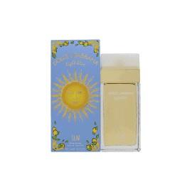 DOLCE & GABBANA LIGHT BLUE SUN EDT vap 100 ml
