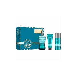 JEAN PAUL GAULTIER LE MALE EDT vap 125 ml LOTE 3 pz
