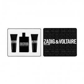 ZADIG & VOLTAIRE THIS IS HIM! EDT vap 100 ml LOTE 3 pz