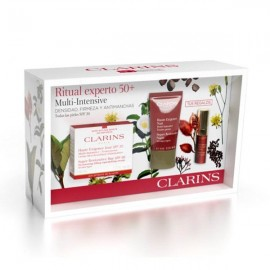 CLARINS HAUTE EXIGENCE JOUR MULTI-INTENSIVE PS 50 ml LOTE 3pz. For very dry skin