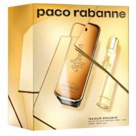 PACO RABANNE 1 MILLION EDT vap 100 ml LOTE 2 pz EDT + DEO