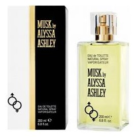 ALYSSA ASHLEY MUSK EDT vap 200 ml