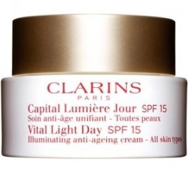 CLARINS CREME CAPITAL LUMIERE JOUR SPF 15 TP 50 ml