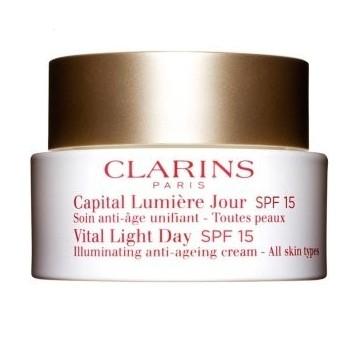 CLARINS CREME CAPITAL LUMIERE JOUR SPF 15 TP 50 ml