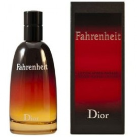 DIOR FAHRENHEIT AFTER SHAVE LOTION vap 100 ml